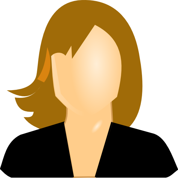 Woman Clip Art At Clker Com Vector Clip Art Online Royalty Free