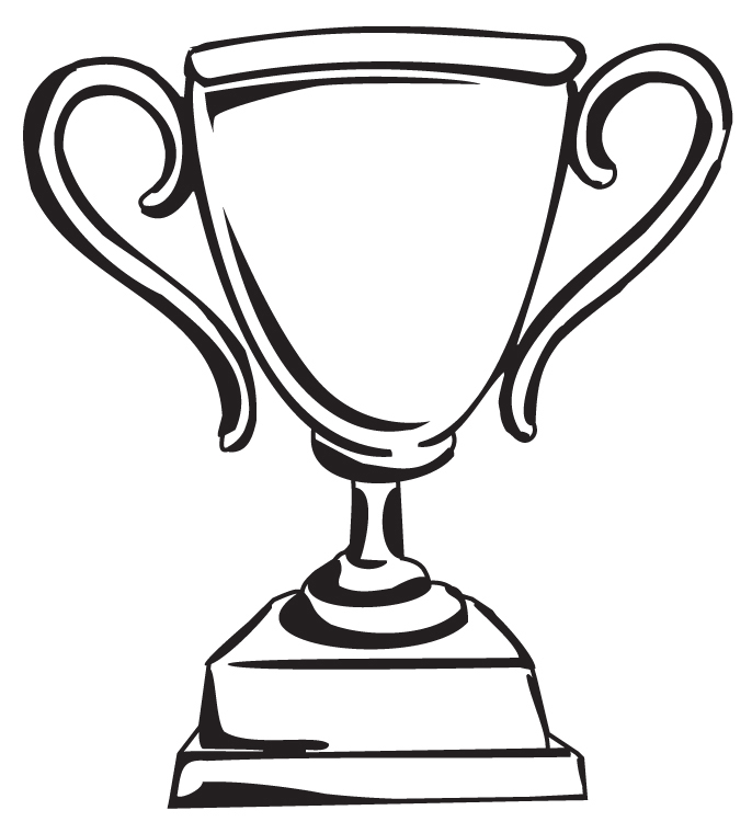 Woman With Trophy Clipart Free Clip Art Images