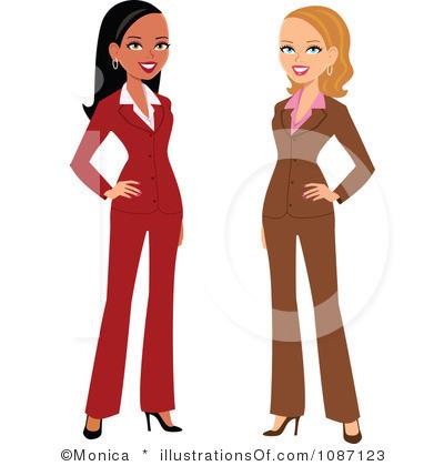 Womenu0026#39;s Suit Clip Art