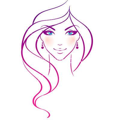Women Beauty Hair Vector 306311 By Berso-Women Beauty Hair Vector 306311 By Bersonne Royalty Free Vector Art-0