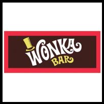 Wonka Bar Logo Free Vector Logos Vector Me