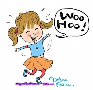 Woo Hoo Clip Art