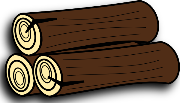 Wood Log Clipart-Wood Log Clipart-6