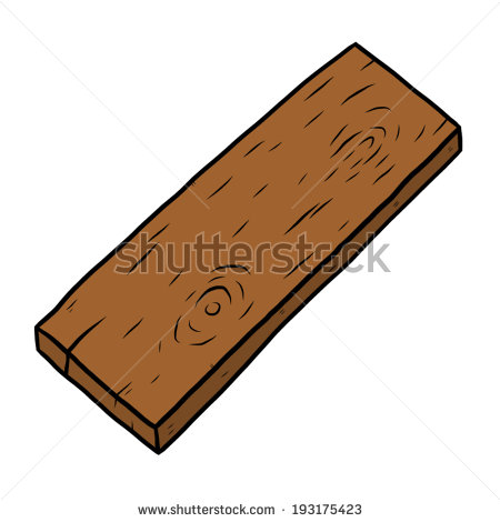 Wood Plank Clip Art
