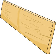 Wood Plank Clip Art Wood Plank Hits 331