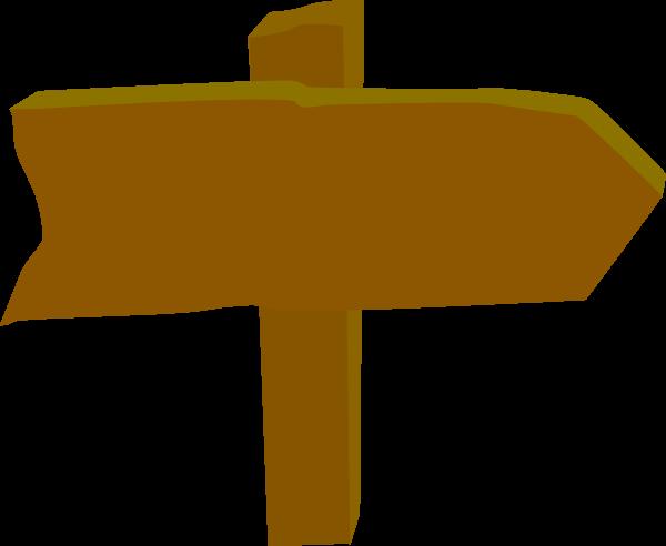 Wood Sign Post Direction Clip Art At Clk-Wood Sign Post Direction Clip Art At Clker Com Vector Clip Art-8