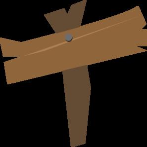 Wooden Sign Clip Art Vector C - Wooden Sign Clipart