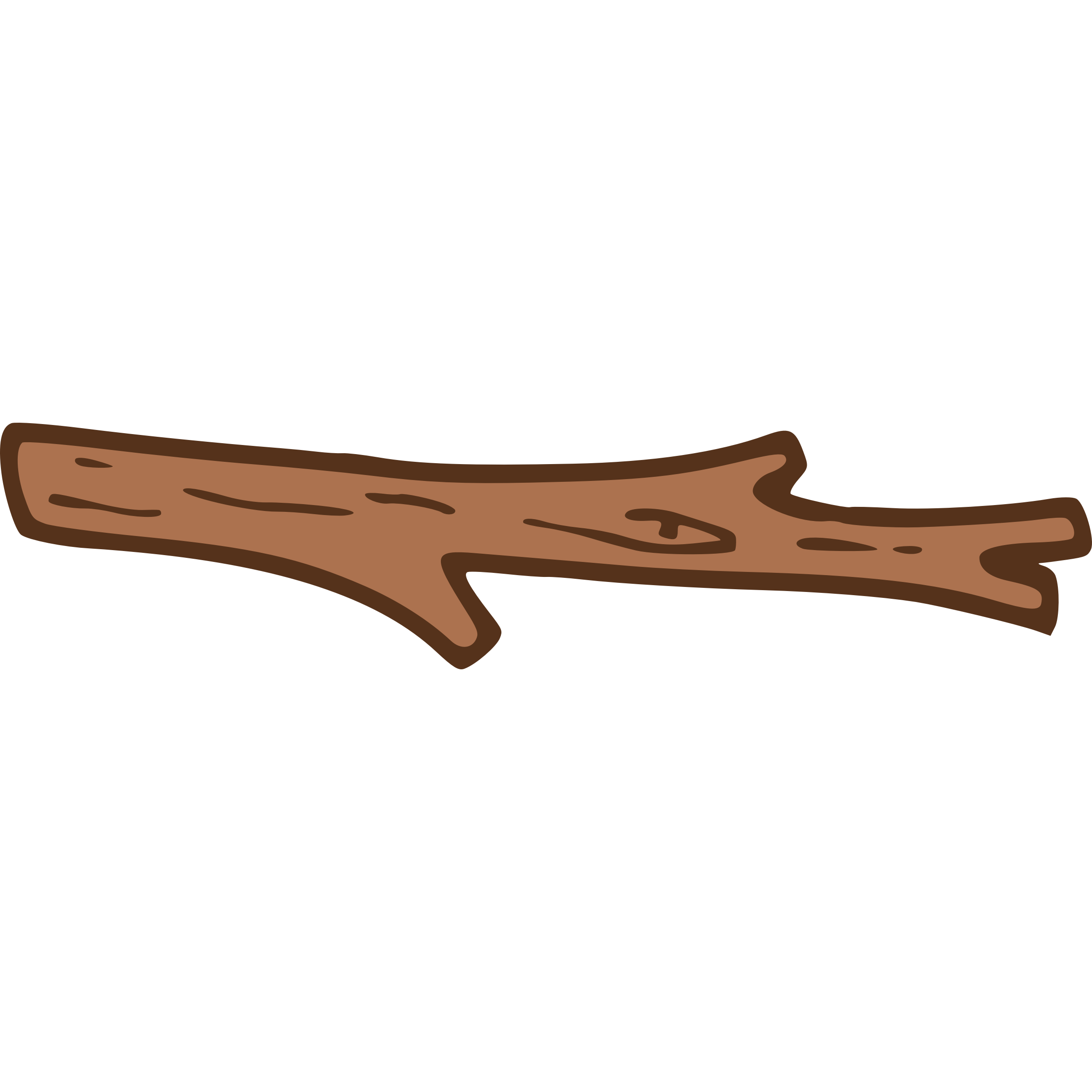 wooden stick clipart