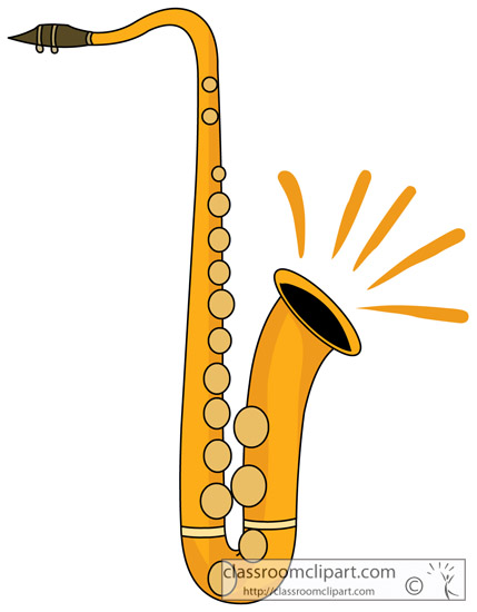 Woodwind Instrument Clipart Headline Sax-Woodwind Instrument Clipart Headline Saxohone Woodwind Instrument-19