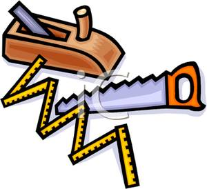 Woodworking Tools Clip Art Free
