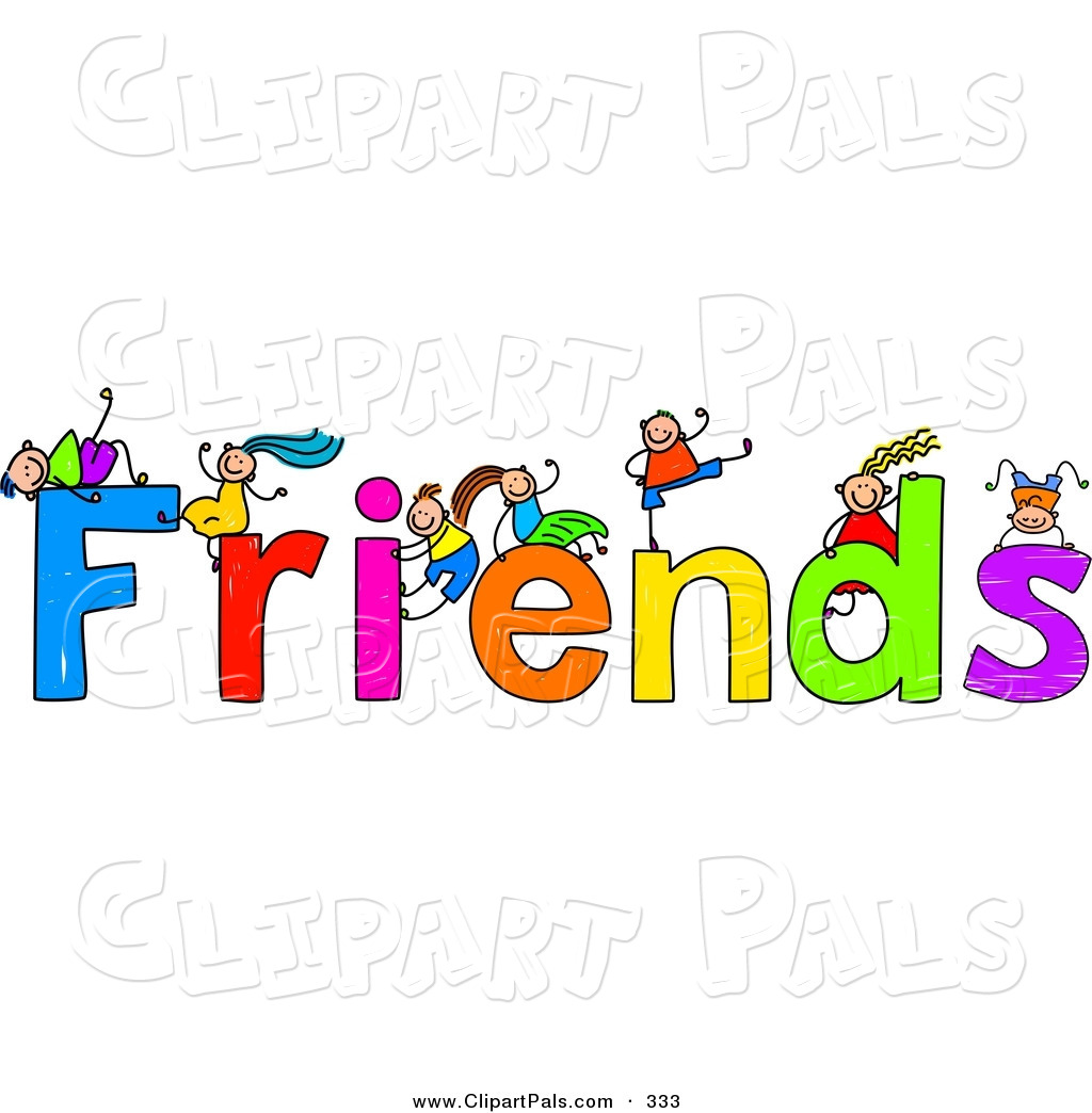 Frees for word clipartimage. Friendship clip art