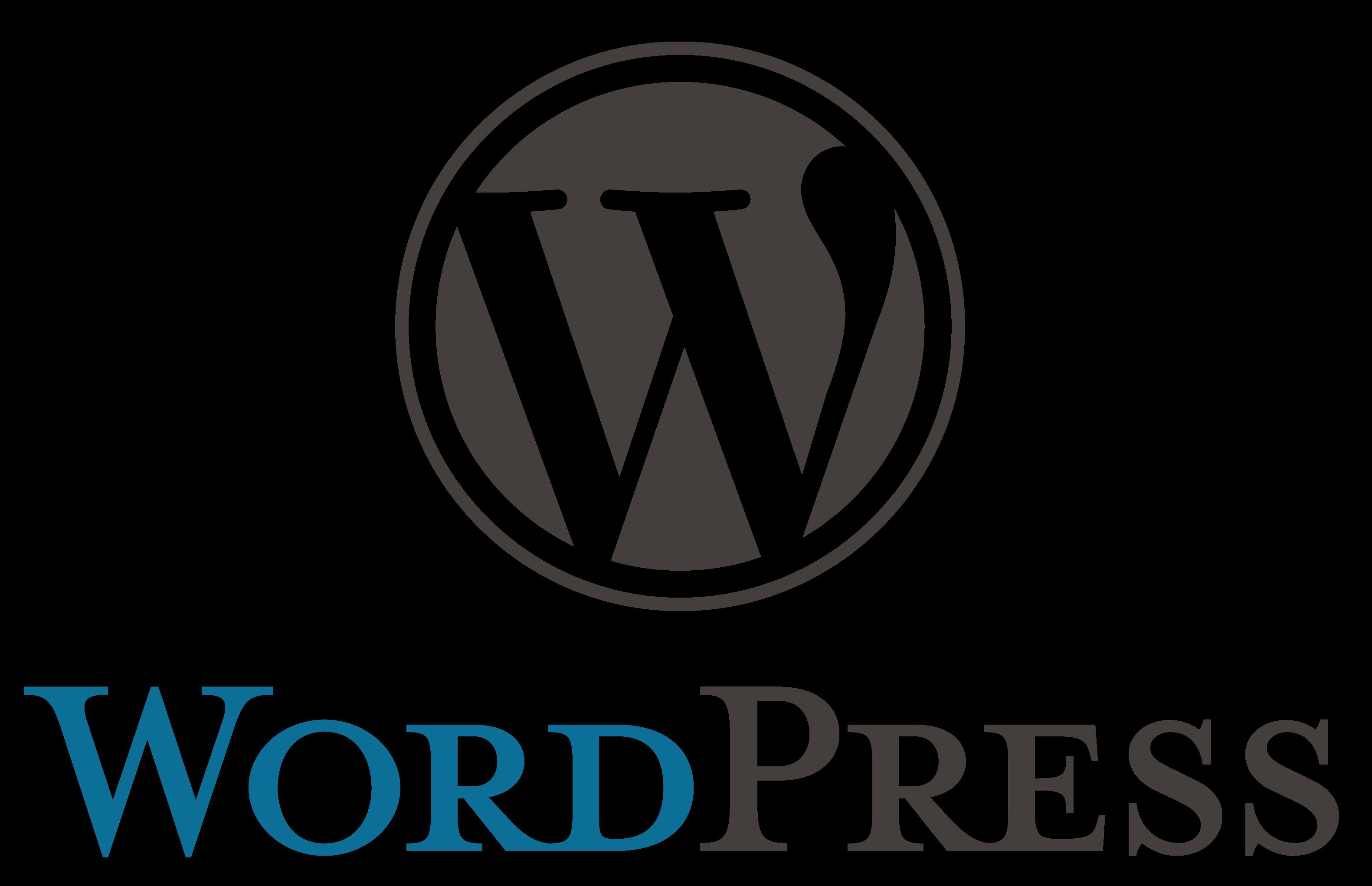 Wordpress Logo Clipart-Clipartlook.com-3163