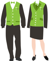 Work Clothes Clipart