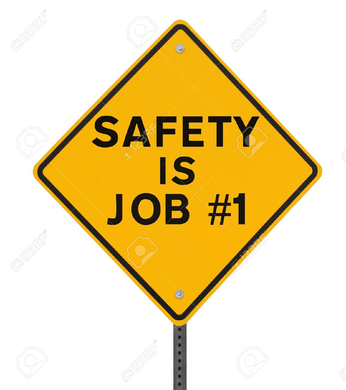 Work Safety Clipart #1
