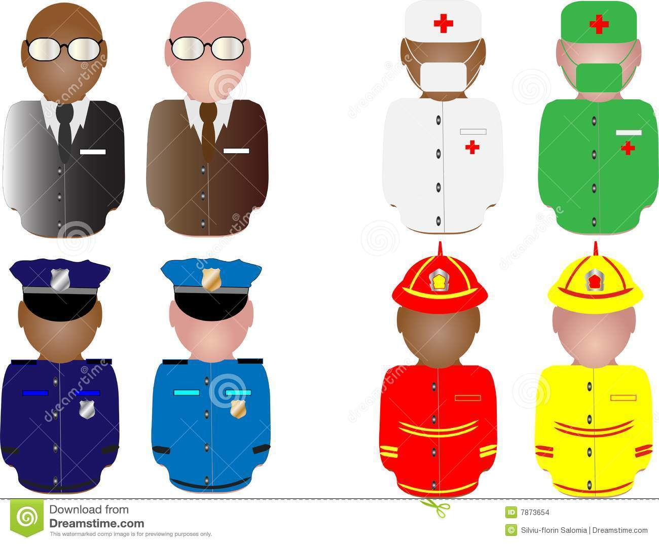 Work Uniforms Clipart People In Working -Work Uniforms Clipart People In Working Uniform-18