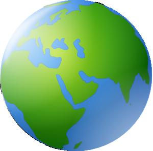 World Globe Clip Art