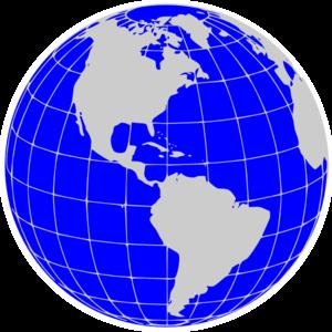 World globe clip art free .
