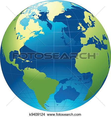 World Globe-World globe-14