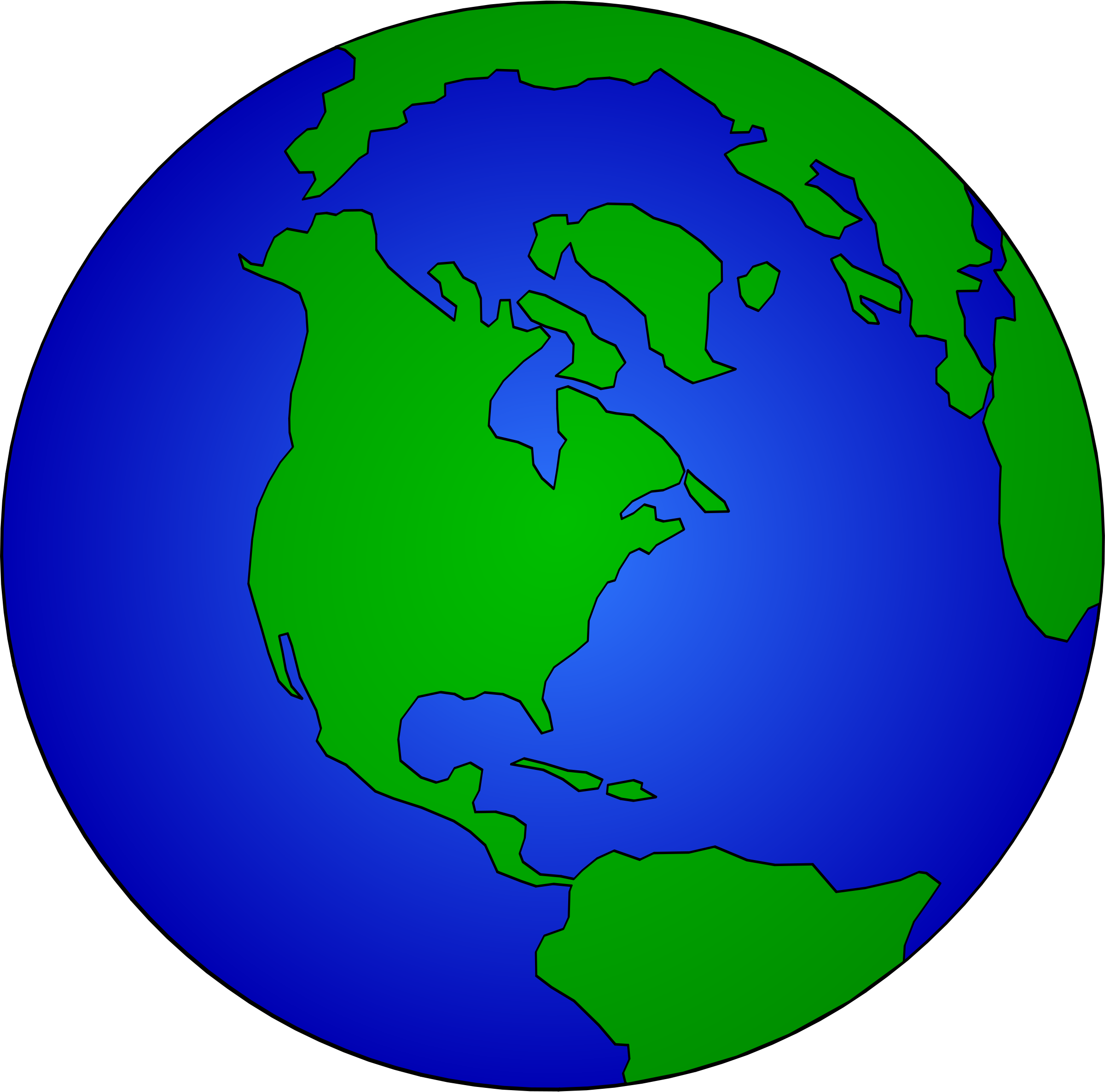 World Image Clip Art-World Image Clip Art-0