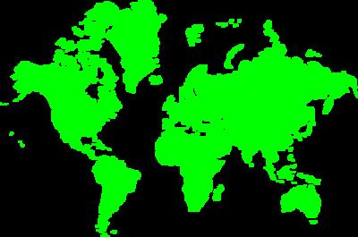 World Map Clip Art