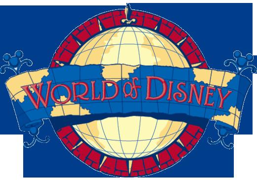 World of Disney Logo ...