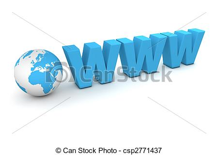 World Wide Web - csp2771437