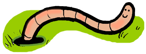 Worm Clipart-Worm Clipart-6