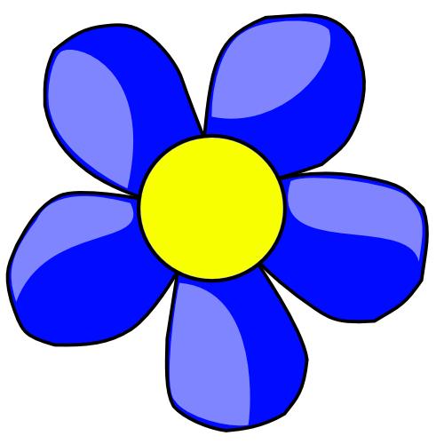 Wpclipart Com Plants Flowers Colors Blue-Wpclipart Com Plants Flowers Colors Blue Flower Flower Blue Png Html-16