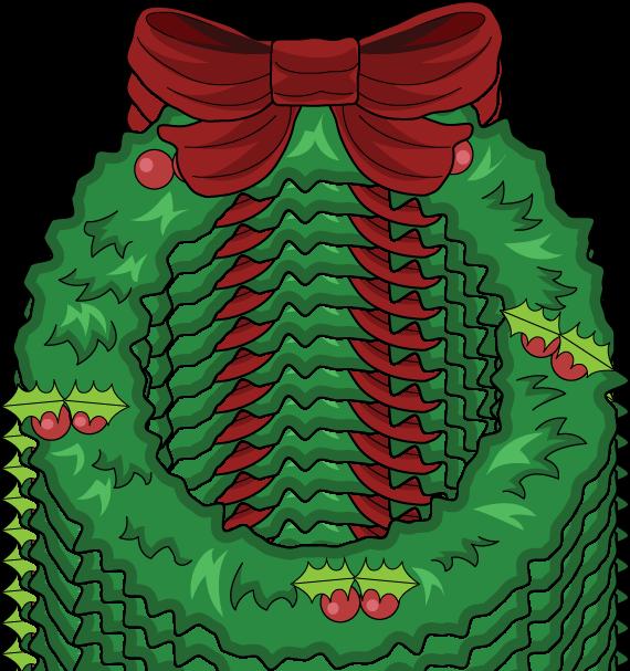Wreath Clip Art Free Christmas Wreath Cl-Wreath Clip Art Free Christmas Wreath Cli Christmas Wreath Clip Art-14