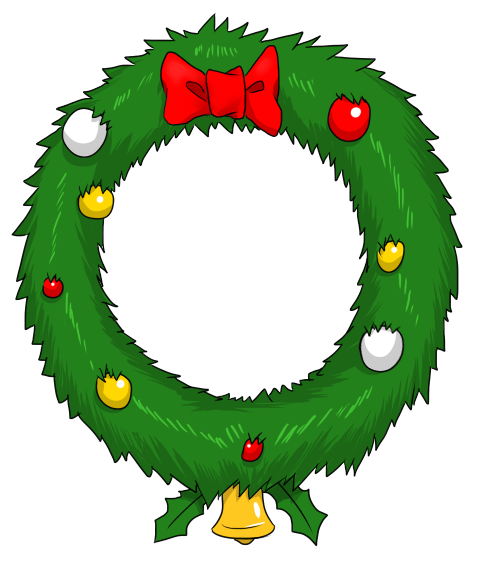 Wreath clipart free clipart .