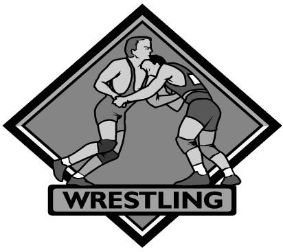 Wrestling Clip Art 082710 Vector Clip Art Free Clipart Images