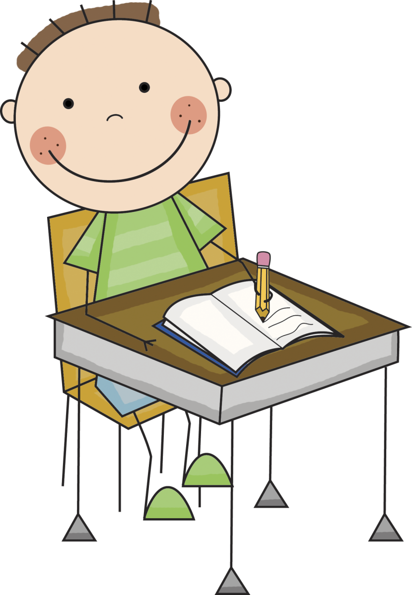 Writing Child Clipart Images Amp Pictures Becuo Forsearch Site