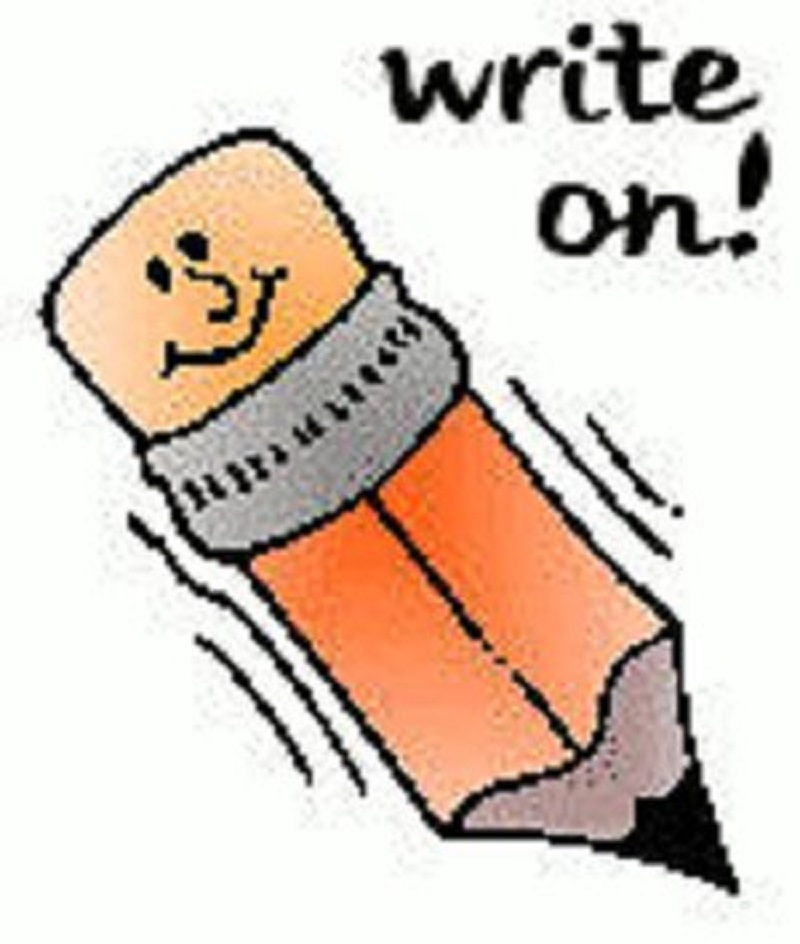 Writing Clip Art Free Clipart Images-Writing clip art free clipart images-11