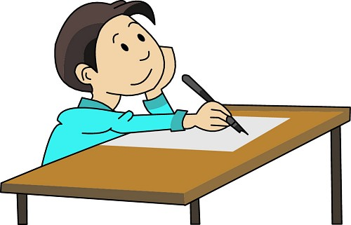 Writing clipart image - Writing Clip Art