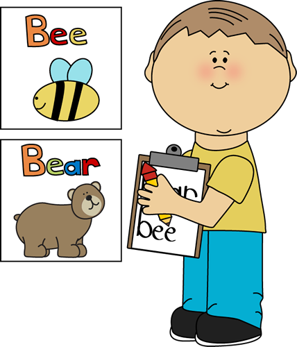 Writting Words Clipart - Words Clip Art