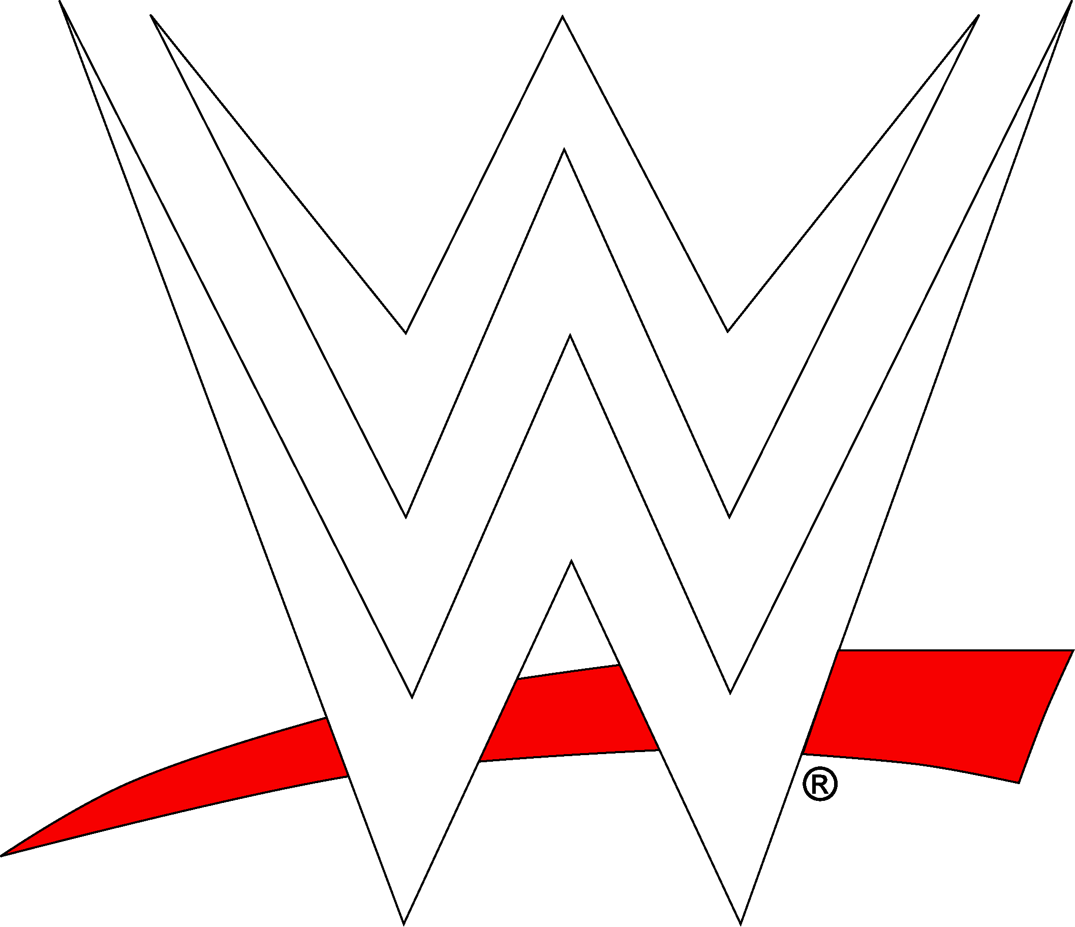 WWE Logo [World Wrestling Entertainment]-WWE Logo [World Wrestling Entertainment]-14