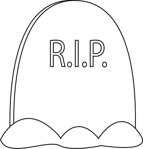 Www Mycutegraphics Com Graphics Hallowee-Www Mycutegraphics Com Graphics Halloween Black White Tombstone Html-15