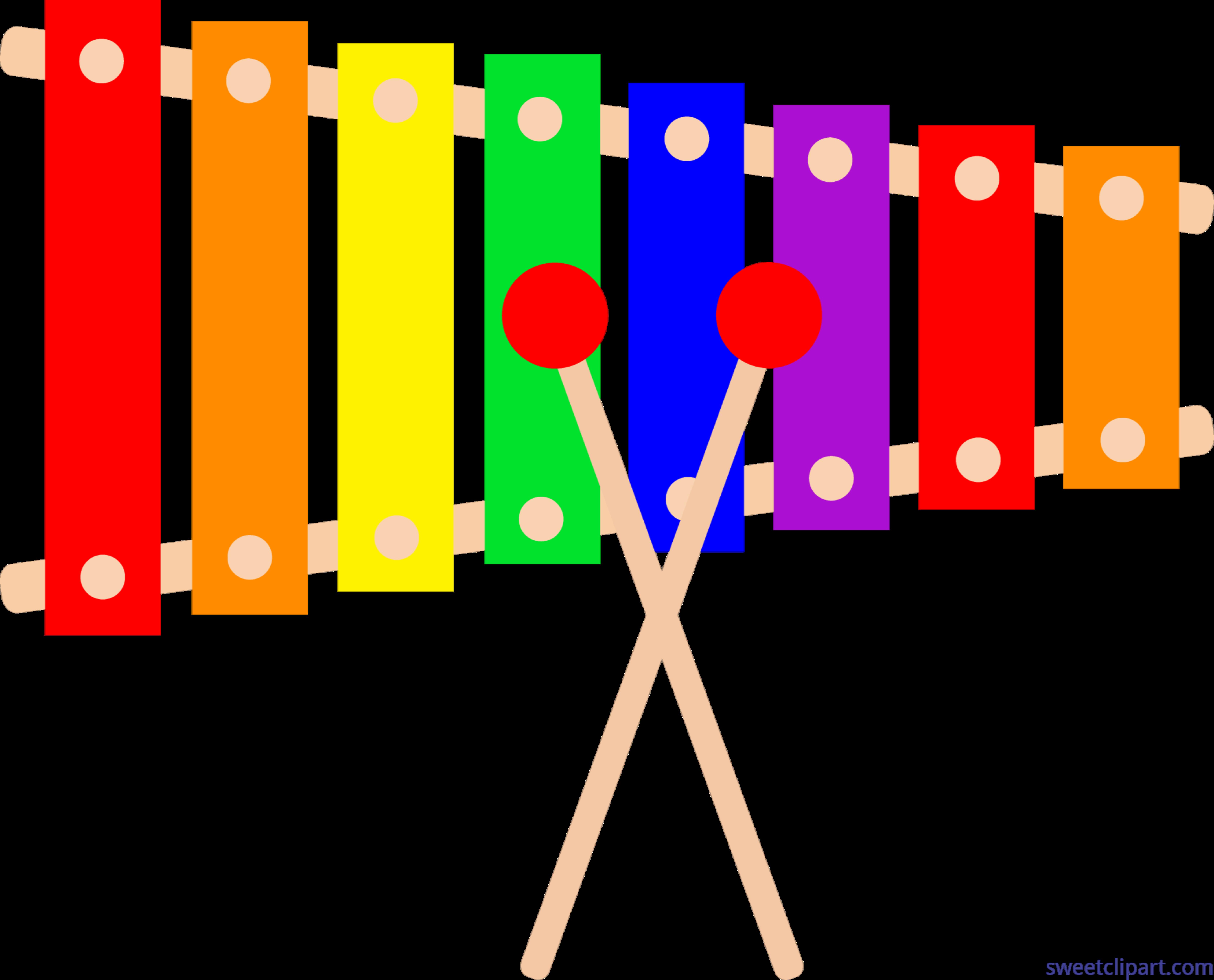 Xylophone Clip Art