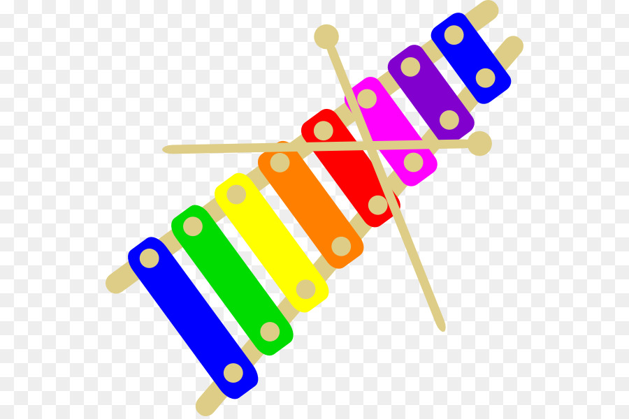 Xylophone Musical Instruments Clip art - Ebb Cliparts