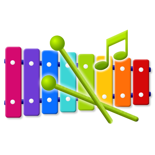 Xylophone Picture PNG Image