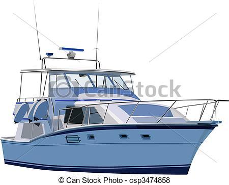 yacht - csp3474858
