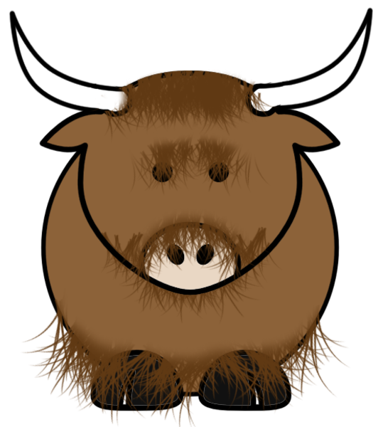 Yak Free Images At Clker Com Vector Clip Art Online Royalty Free