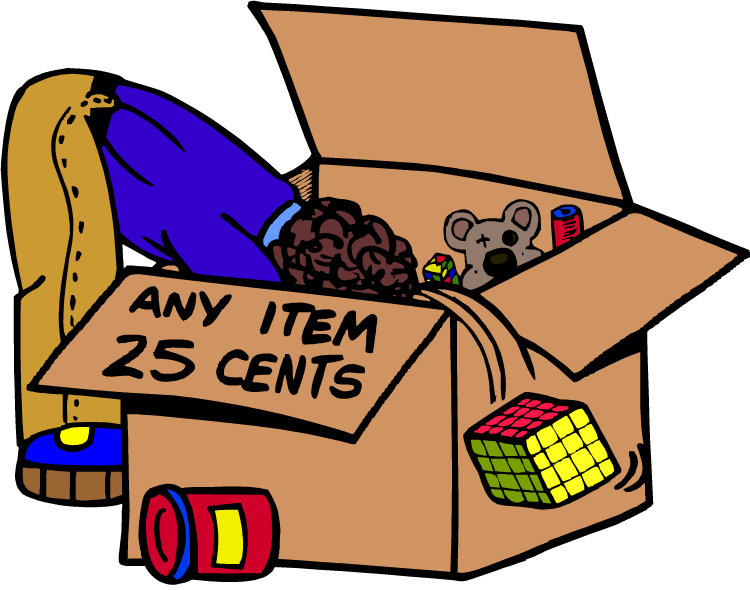 Yard sale clipart clipart kid-Yard sale clipart clipart kid-3
