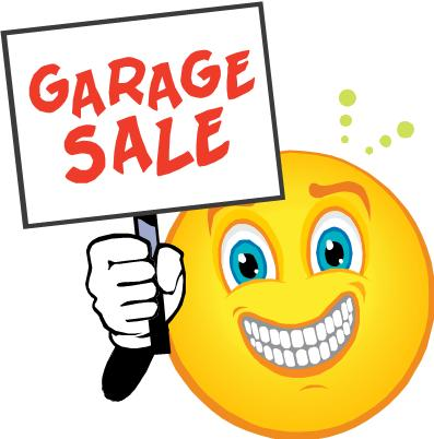 Yard sale free clip art garage .