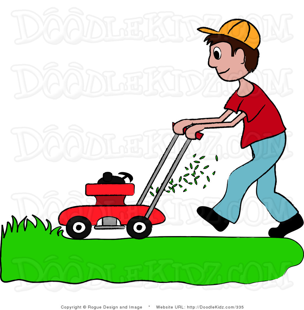 Yard Work Clip Art Clipart Free Clipart