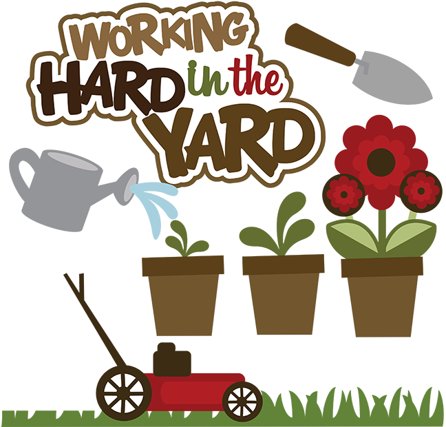 Yard Work Clip Art For Pinterest-Yard Work Clip Art For Pinterest-15