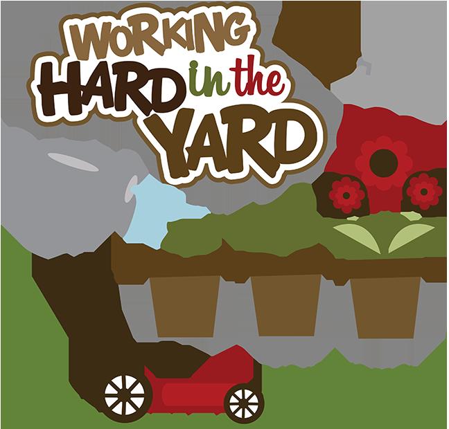 Yard Work Clip Art For Pinterest