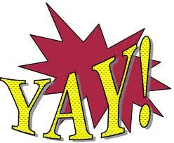 YAY pic from Superior Touch C - Yay Clipart