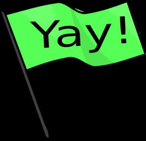 Yay Team Clipart - Yay Clipart