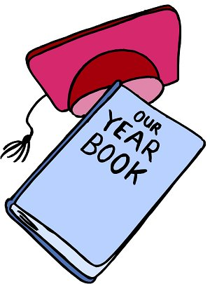 yearbook clipart-yearbook clipart-3